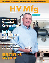 HV Mfg magazine Spring 2015 issue