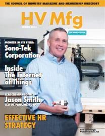 HV Mfg magazine Spring 2015 issue