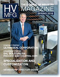HV Mfg Magazine Spring 2016 issue